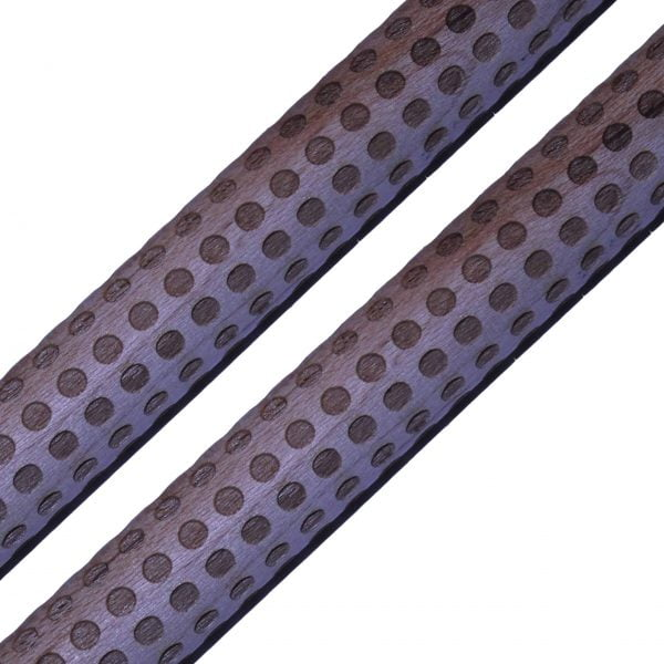 Engraved Drumsticks - Dots